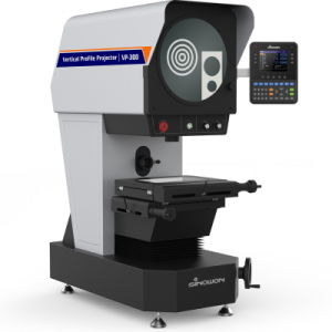Best Quality 300mm Digital Vertical Profile Projector (VP122515) pictures & photos