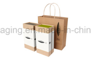 Personalised Paper Carrier Bags pictures & photos