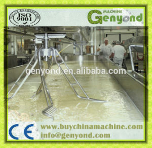 Stainless Steel Mozzarella Cheese Making Machine pictures & photos