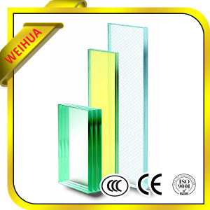 6.38mm/8.38mm/10.38mm/12.38mm Laminated Glass pictures & photos