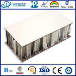 Onebond High-Intensitive HPL Aluminum Honeycomb Panels for Ship Decoration pictures & photos