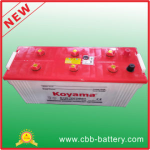 Big Discount Dry Charge Car Battery 12V120ah Engine Start Tractor Battery pictures & photos
