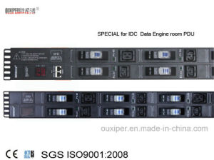 Double 1u PDU for IDC Date Center pictures & photos
