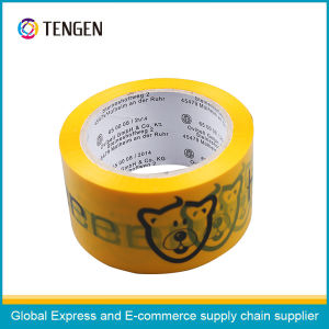 Parcel Packing Adhesive Tape with Custom Printing pictures & photos