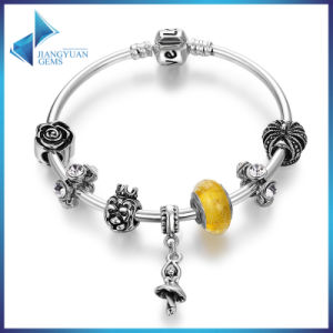 Dancer Pendant & High Quality Murano Beads Bangles pictures & photos