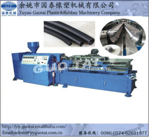 Plastic Corrugated Flexible Exhaust Pipe Making Machine pictures & photos