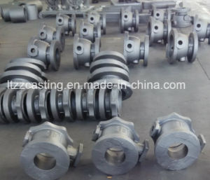 Casting Parts Machinery Parts Valve Body Precision Casting pictures & photos