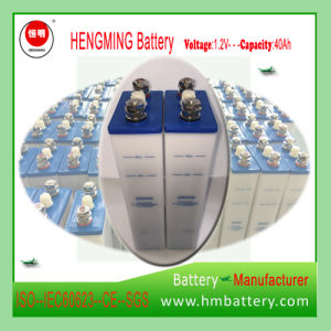 Kph Series High Discharge Rate Nickel Cadmium Battery pictures & photos