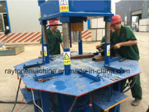 Dy-150t Hydraulic Concrete Color Paver Block Machine Road Paver Block Machine pictures & photos