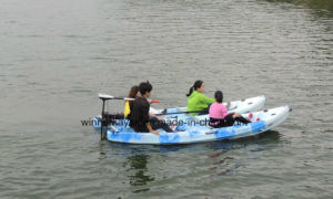 Winner 2016 New Model Catamaran Double Kayak pictures & photos