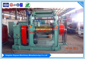 Hot Sale in China Two Roll Rubber Mixing Mill with Ce/SGS/ISO (XK-300) pictures & photos