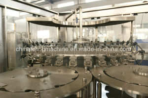 Auto Linear Type 5L Mineral Water Filling Machine pictures & photos