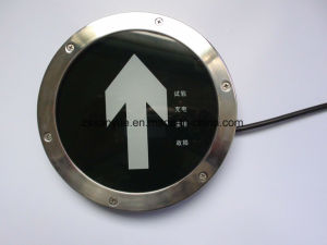 Exit Light Round Emergency Light LED Light pictures & photos