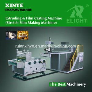 Automatic Co-Extrusion Stretch Film Casting Film Making Machine pictures & photos