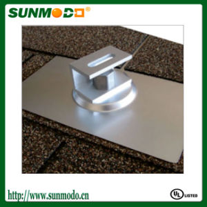 Bitumen Rooftop Aluminum Solar Panel Mounting System pictures & photos