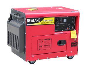 5kw Silent Diesel Generator pictures & photos