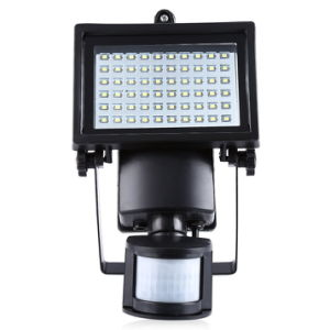 LED Solar Lamp Waterproof Solar Light PIR 60 LEDs pictures & photos