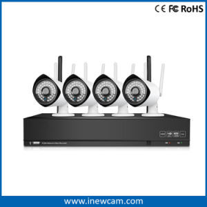 Outdoor 1080P HD P2p Night Vision Wireless Security IP Camera pictures & photos