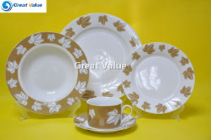 20PCS German Style Hot Sale New Design Handpainted Ceramic Dinnerware pictures & photos