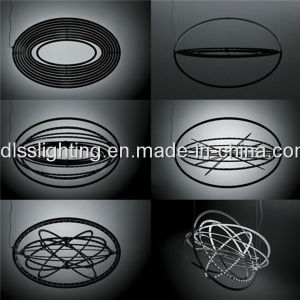 Replica Famous New Design Hot Sale Modern Docorative LED Chandelier for Hotel Project pictures & photos