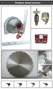 520mm Concrete Wall Cutter Tools, Automatic Feeding and Cutting (OB-1200DW) pictures & photos