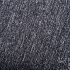 Wool/Cotton Fabric for Autumn or Winter Coat in Black pictures & photos