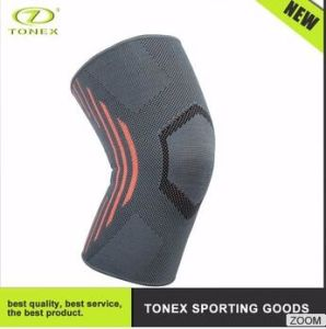 High Elasticity Knitting Fabric Knee Sleeve pictures & photos