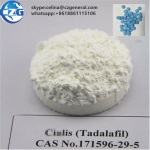 Anabolic Steroid Powder & Pills Tadalafil for Sex Enhancement 171596-29-5 pictures & photos