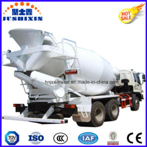 China Foton Forland Cement Mixer Truck Concrete Mixer Truck pictures & photos