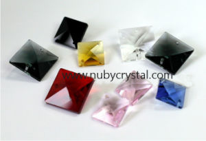 Square Octagon Crystal Beads for Chandelier pictures & photos