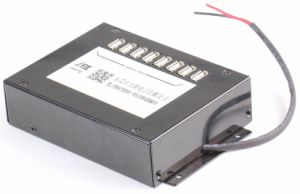 Power Supply with Eight USB Conectors