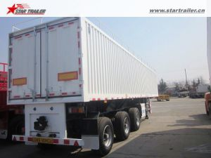 2017 New Utility Semi Box Trailer Dry Van Trailer pictures & photos
