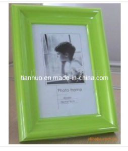 Concise Plastic Photo Frame (YM5)