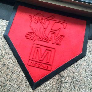 Thermal Digital Heat Transfer Dye Sublim Digital Print/Printing/Printed Logo Sports Team Promotion Indoor Outdoor Welcome Door Floor Rugs pictures & photos