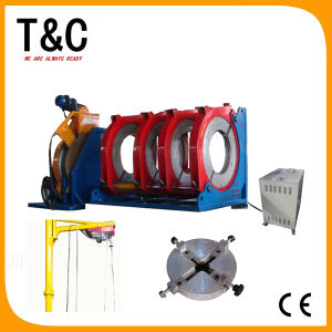 Tc-Ql800-1200 Hydraulic HDPE Pipe Joint Machine