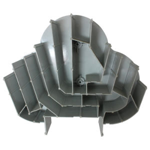 SMC Mould for Sound Barrier Interferometer pictures & photos