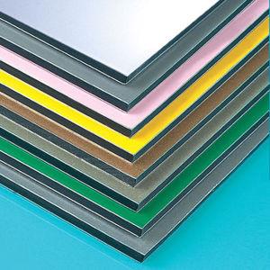 Aluminum Composite Panel Alucoworld ACP pictures & photos