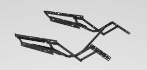 Simple Chair Mechanism FM-R012