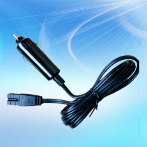 12V24V 150W/180W Car Cigarette Lighter Power Wire for Car Refrigerator pictures & photos