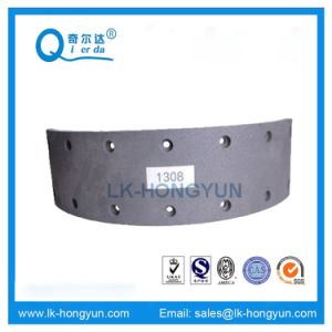 Non-Asbestos 1308 Brake Lining for Mack Truck pictures & photos