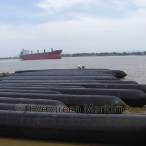 Inflatable Marine Rubber Airbags for Ship Launching, Hauling out, Landing, Sunken Ships Vessel Salvage, Refloation, Heavy Lifting pictures & photos