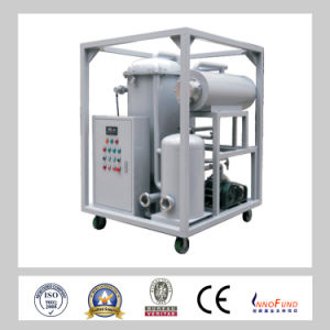 Jy-300 Single Stage Vacuum Transformer Oil Purifier for Fully Enclosed pictures & photos