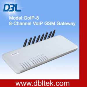 8-Port GoIP GSM Gateway GoIP-8 (asterisk PBX) pictures & photos