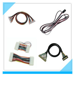 China Factory Custom Electrical Monitor Wire Harness pictures & photos