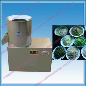 Industrial Electric Leaf Vegetable Cabbage Chopper pictures & photos
