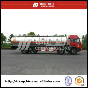 Chemical Liquid Tank Carbon Steel Fuel Tank (HZZ5311GHY) for Buyers pictures & photos