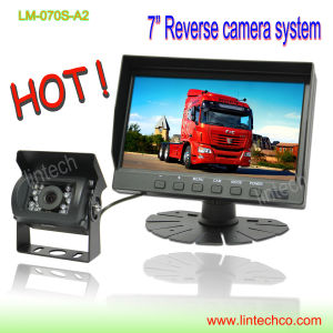 Night Vision Lorry/Van Reversing Camera System