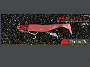 Fishing Tackle (RH-DC Double Choice fishing lure) pictures & photos