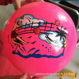 Hot Sell Children Sports Inflatable Plastic Volleyball pictures & photos