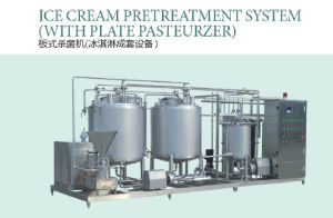 Ice Cream Processing Line Pretreatment System pictures & photos